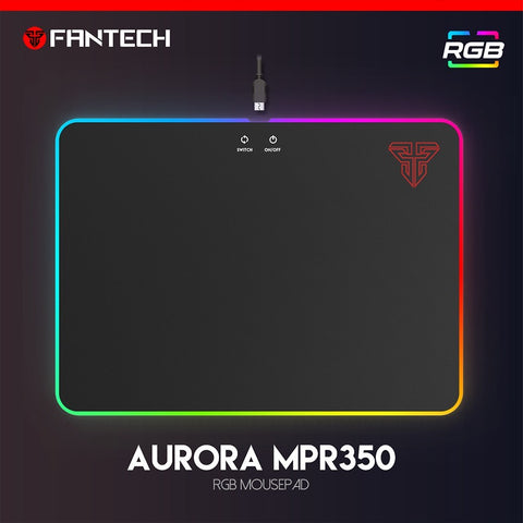 FANTECH MPR350 AURORA RGB MOUSE PAD price in nepal