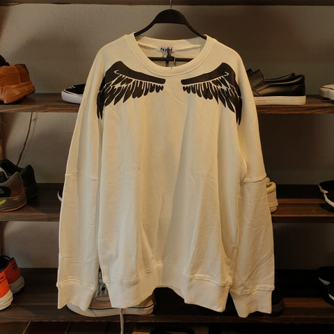 Wings Over Size Sweat