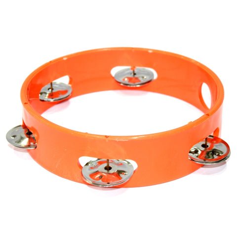 5 Jingle Tambourine- Orange price in Nepal