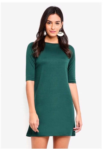 Zalora Basic Elbow Mini Dress price in nepal