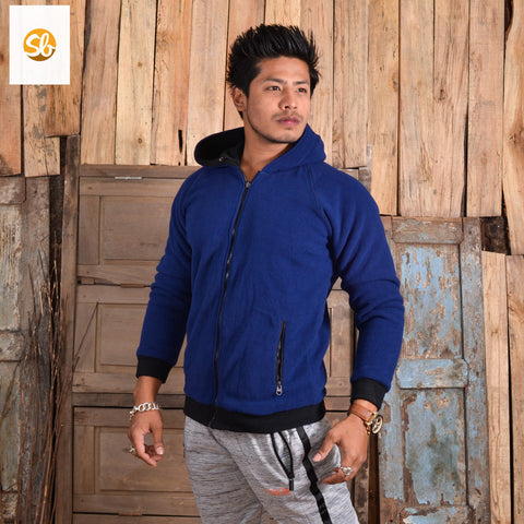 Fleece Winter Jacket For Men (Double side) price in nepal