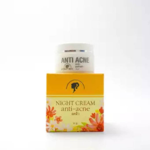 Night Cream Anti Acne, Anti Acne Cream, Shownaii Anti Acne 10g / By ShopHill price in  Nepal