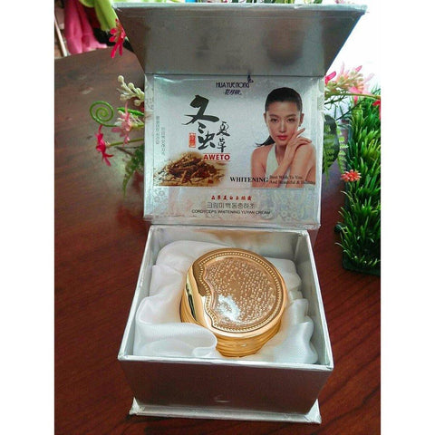 AWETO Cordyceps Whitening Yuan Cream 25g /By ShopHill