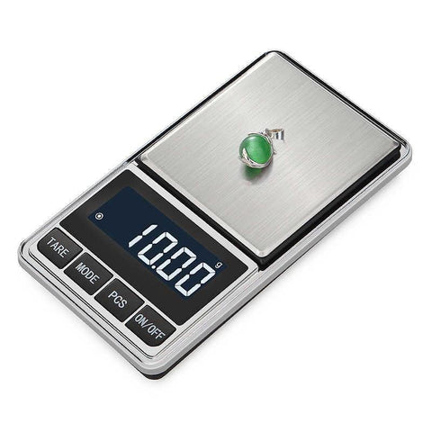 0.01G Mini Digital Weight Scale, Pocket Scale,Jewelry Measuring Weight Scale, Small Pocket Electronic Scales Large LCD/ By Shophill