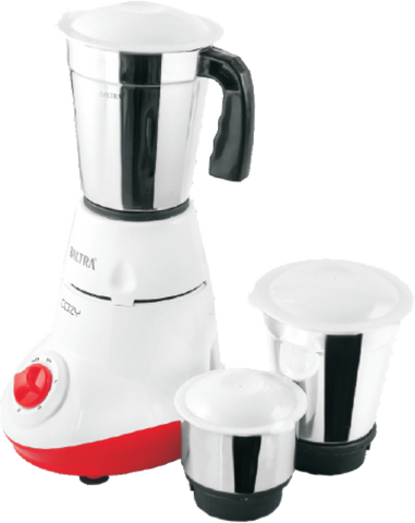 Cozy 3 Jar Mixer Grinder