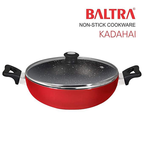 Baltra Non-Sticky Karahi (Induction Base 24 Cm)