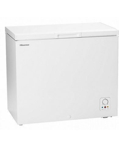 Hisense Hard Top Single Door Chest Freezer 205 Ltrs FC-26DD4SA price in Nepal