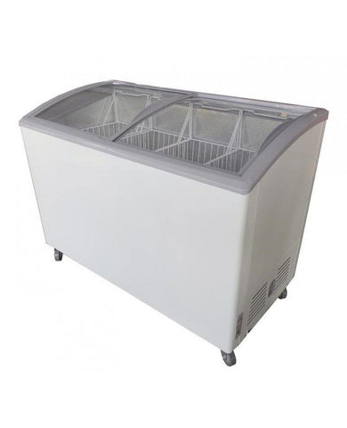 Hisense Curved Glass Chest Freezer 213 Ltrs FC-28DD4SA price in Nepal