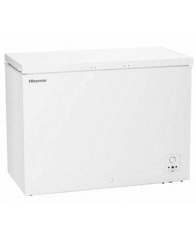 Hisense Hard Top Single Door Chest Freezer 250 Ltrs FC-34DD4SA price in Nepal