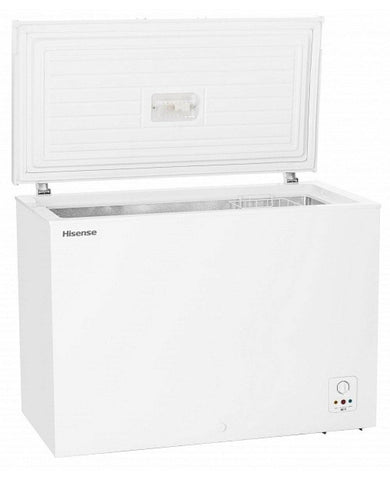 Hisense Hard Top Single Door Chest Freezer 310 Ltrs FC-40DD4SA