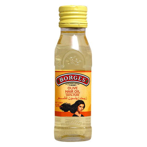Borges Olive Hair Oil 125 Ml price in nepal