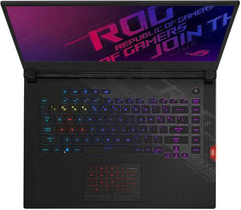 "Asus ROG Strix Scar 15 2020 G532LV i7 10th Gen / RTX 2060 / 16GB RAM / 1TB SSD / Magic NumPad / 15.6"" FHD 240Hz display"