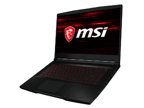 "MSI GF63 Thin 10SCSR i7 10TH GEN / GTX 1650Ti / 15.6"" FHD 144Hz / 8GB RAM / 512GB SSD price in Nepal"