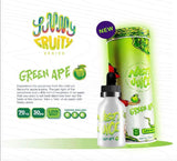 Premium E-liquid Nasty Green Ape Juice Upgraded 70vg/30pg