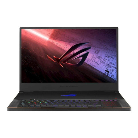 "Asus ROG Zephyrus S17 Gaming Laptop i7 10750H / RTX 2070 SUPER / 17.3"" FHD 300Hz / 32GB RAM / 2TB SSD price in Nepal"