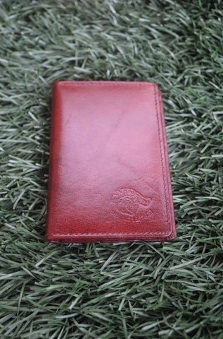 Ultra Slim Genuine Leather Wallet For Men