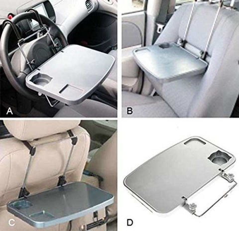 Portable Car Multi Tray