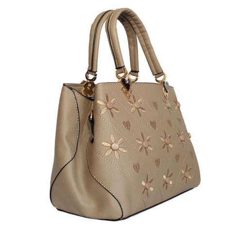 Floral Print Handbag For Women