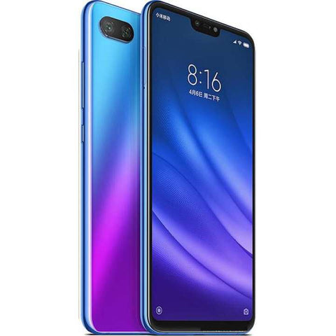 Xiaomi Mi 8 Lite [ 4 GB RAM, 64 GB ROM ] 6.26 Inch Screen
