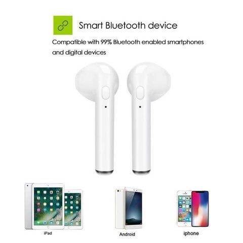 I7S TWS Earbuds/Bluetooth Headphone
