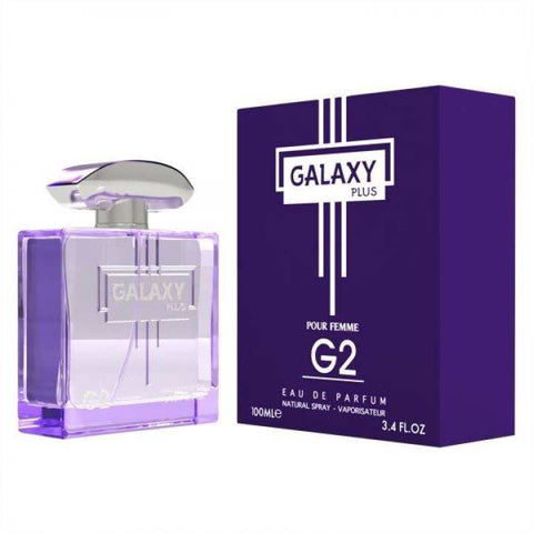 Galaxy Plus G2 For Women 100ml - Eau de Parfum