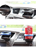 Car Drink Holder sliver