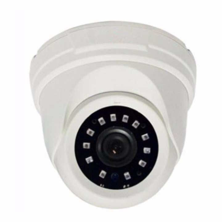 Cp Plus Cp-Vac-D13L2 1.3 Mp 20M Ir Dome Camera (White)