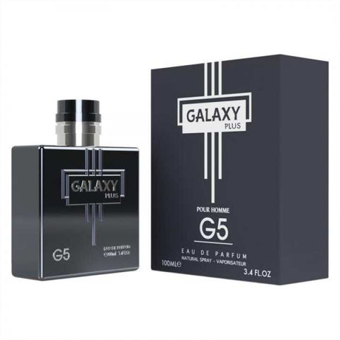 Galaxy Plus G5 For Men 100ml - Eau de Parfum