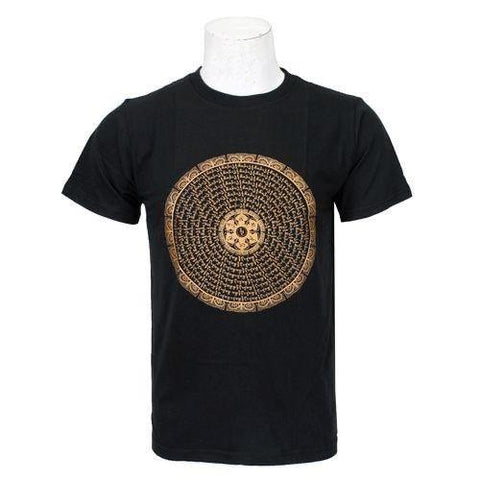 100% Cotton Printed T-Shirt For Men / Women