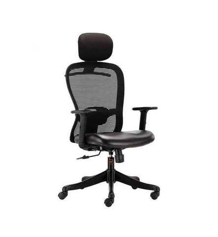 Premium High Back - Marco 1013 Protected Leather Office Executive Chair