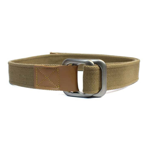 L.Brown Solid Belt For Men