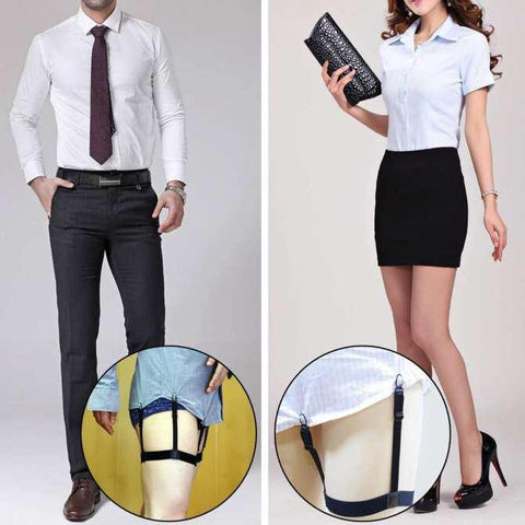 Uniform Shirt Stay Holder