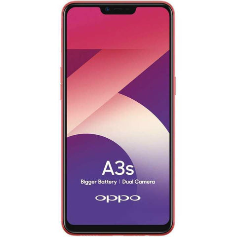 Oppo A3S [ 2 GB RAM, 16 GB ROM ] 6.2 Inch Screen