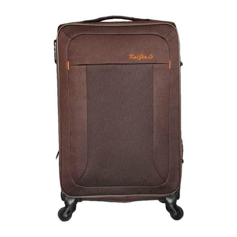 "24"" Solid Traveler's Suitcase - 2E"