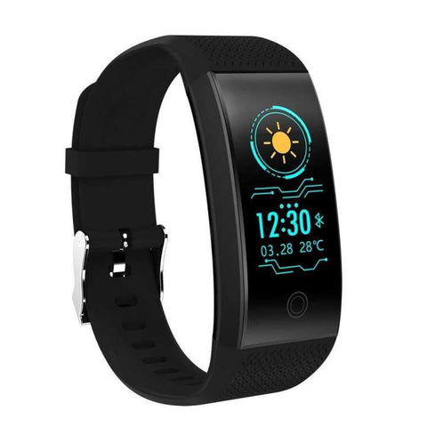 QW18 Fitness Activity Tracker Smart Bracelet