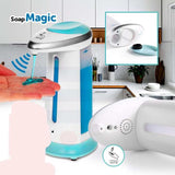 Automatic Soap Magic Hands-free sensor Soap Dispenser
