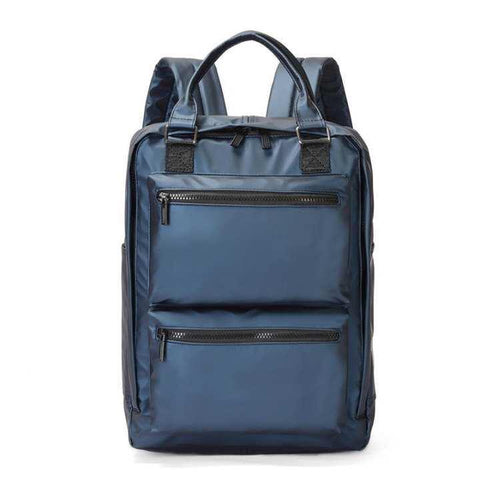 Men Large-Capacity Multi-Function Waterproof Laptop Backpack