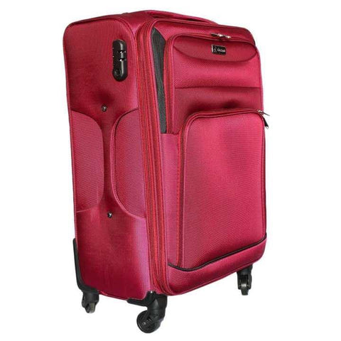 "28"" Inches Solid Traveler's Suitcase - 2F"