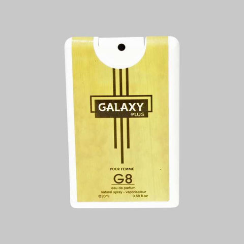 Galaxy Pour Femme G8 EDP Pocket Perfume For Men - 20ml