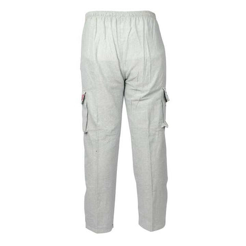 White Box Trouser For Men