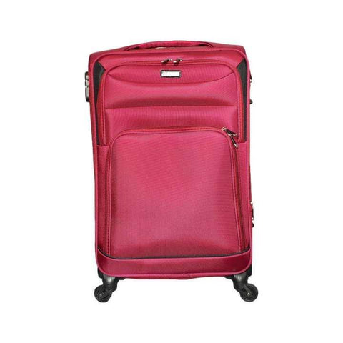 "24"" Inches Solid Traveler's Suitcase - 2F"