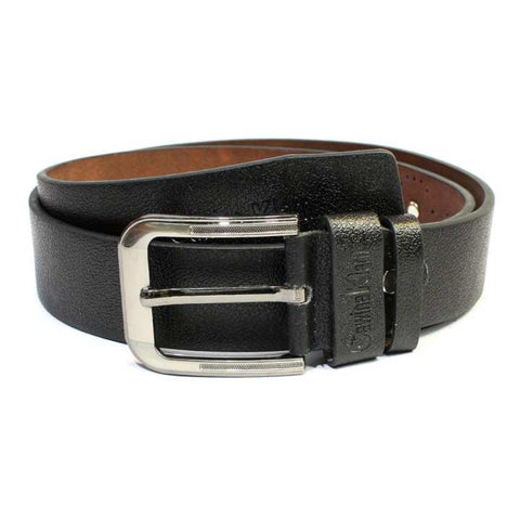 Black Cawine Klarn Belt