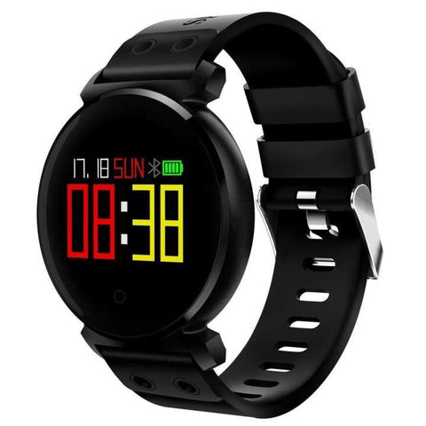 K2 Bluetooth Smart Watch-Black