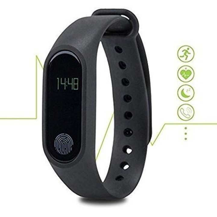 M2 Smart Band With Heart Rate Sensor