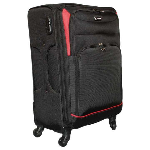 "20"" Inches Solid Traveler's Suitcase - 2F"
