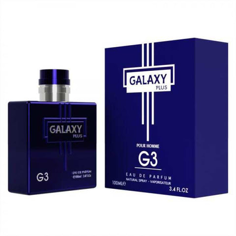 Galaxy Plus G3 For Men 100ml - Eau de Parfum