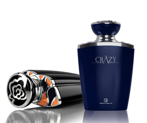CRAZY Natural Spray EAU DE Perfume For Men - 100 ml