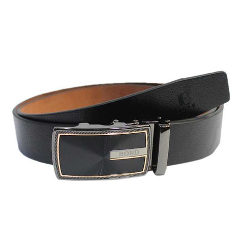 Pin Buckle Genuine Leather Belt For Men