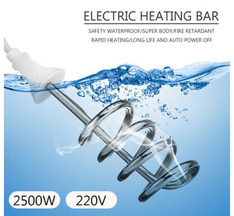 Water heating Rod