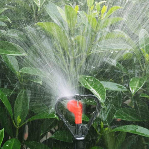 Sprinklers For Small Gardens